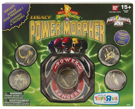 Power Rangers: Mighty Morphin Legacy - Morpher
