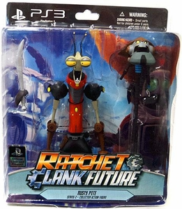 Ratchet & Clank Future: Series 2 - Rusty Pete Figure