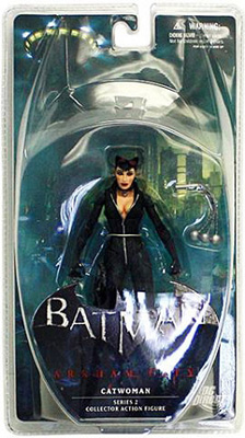 Batman Arkham City: Series 2 Catwoman Figure