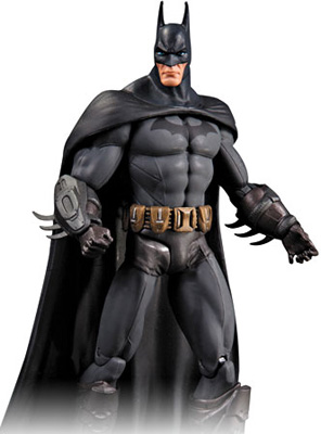 Batman Arkham City: Series 3 Batman Figure