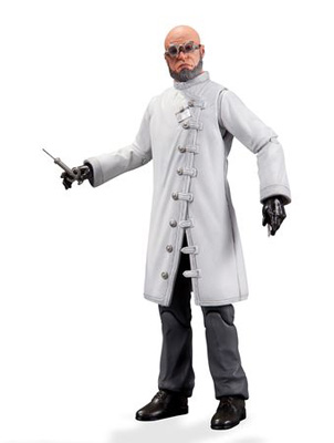 DC Collectibles: Arkham City - Dr. Hugo Strange Figure (SDCC 2013 Exclusive)