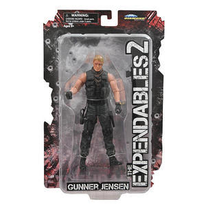 The Expendables 2: Gunner Jensen Action Figure