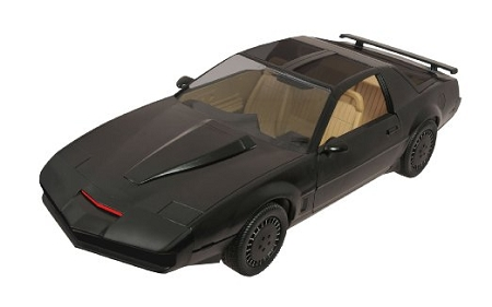 Knight Rider KITT 1:15 Scale Die Cast Electronic Vehicle