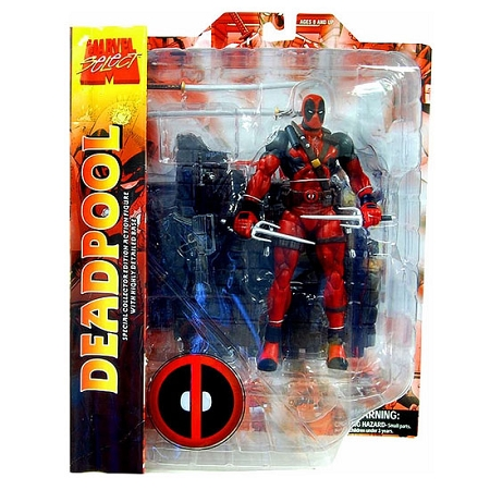 Marvel Select: Deadpool Figure