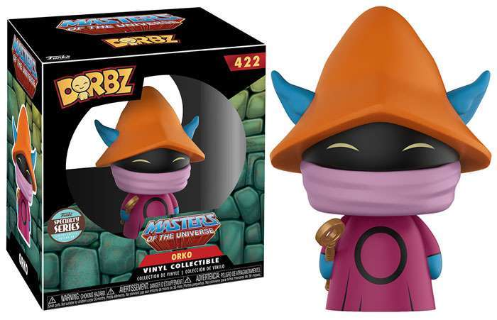 Dorbz Television: Masters of the Universe - Orko Vinyl Figure #422 (Funko Specialty Series)