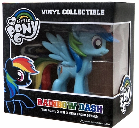 Funko Vinyls: My Little Pony - Rainbow Dash Vinyl Figure