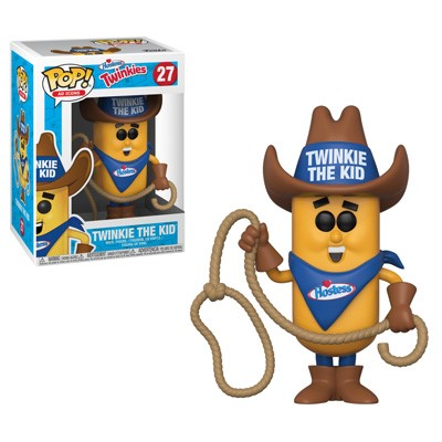[PRE-SALE] POP! Ad Icons: Hostess - Twinkie the Kid (Modern) Vinyl Figure #27 [Coming in Fall]