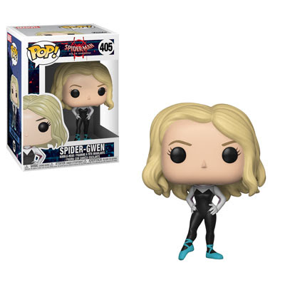 [PRE-SALE] POP! Heroes Marvel: Spider-Man: Into the Spider-Verse - Spider-Gwen Vinyl Bobblehead Figure #405 [Ships End of October]