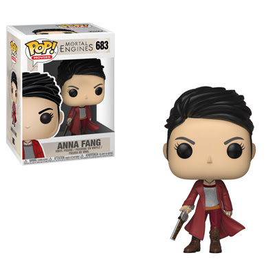 [PRE-SALE] POP! Movies: Mortal Engines - Anna Fang Vinyl Figure #683 [Ships in November]