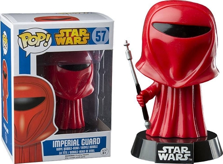 POP! Star Wars Imperial Guard Bobble Head Vinyl Figure