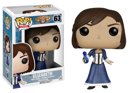 POP! Games: Bioshock Infinite - Elizabeth Vinyl Figure #63