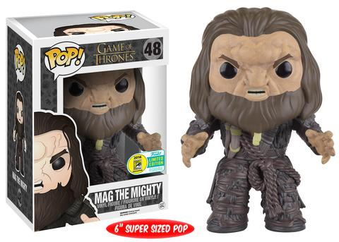 POP! Television Game of Thrones Mag the Mighty 6