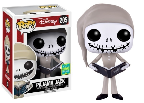 POP! Disney Nightmare Before Christmas Pajama Jack Vinyl Figure (EXCLUSIVE)*