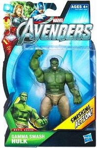 Marvel Movie Series: The Avengers - Gamma Smash Hulk Action Figure