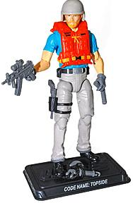 G.I. Joe Club: G.I. Joe Navy Security - Code Name: Topside Action Figure