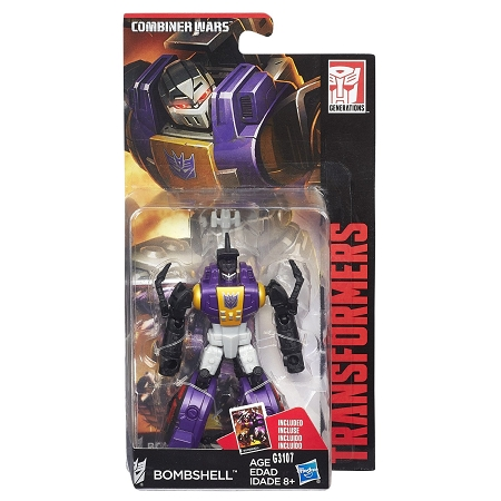 Transformers Generations: Combiner Wars - Legends Class Bombshell Action Figure