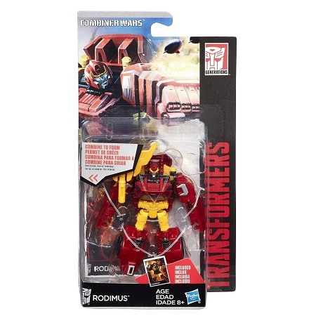 Transformers Generations: Combiner Wars - Legends Class Rodimus Action Figure