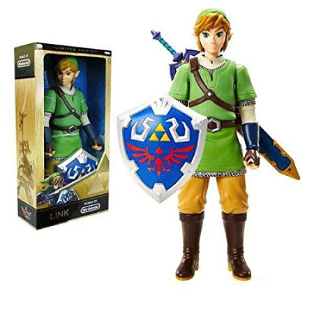 Jakks Pacific: Legend of Zelda Skyward Sword Link 20