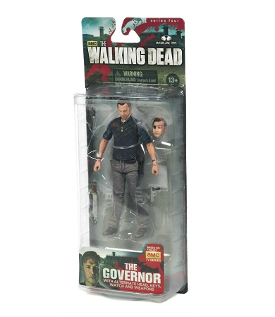 McFarlane Toys: The Walking Dead - The Governor Action Figure Series 4