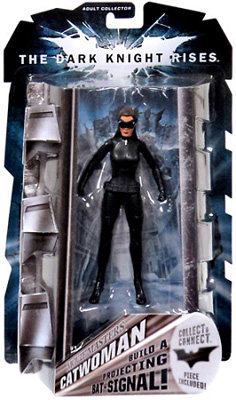 Mattel Movie Masters: The Dark Knight Rises - Catwoman Collector's Figure