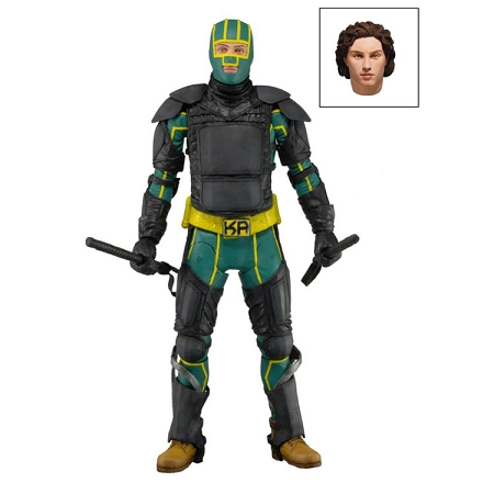 NECA Kick-Ass 2: Series 2 - Armored Kick-Ass 7