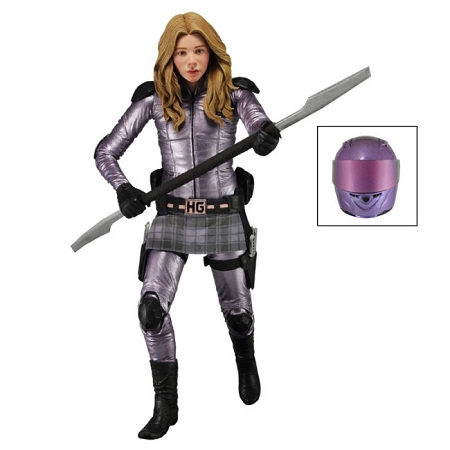 NECA Kick-Ass 2: Series 2 - Hit Girl 7