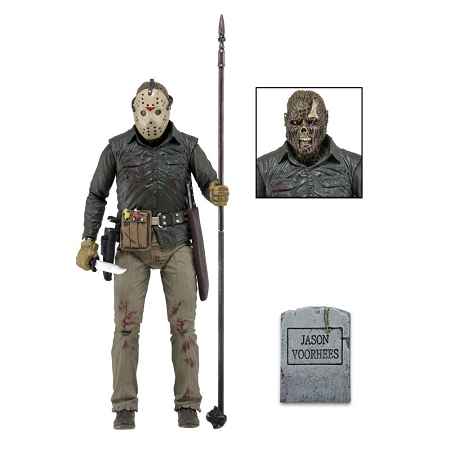 NECA Friday the 13th Part 6: Ultimate Jason 7