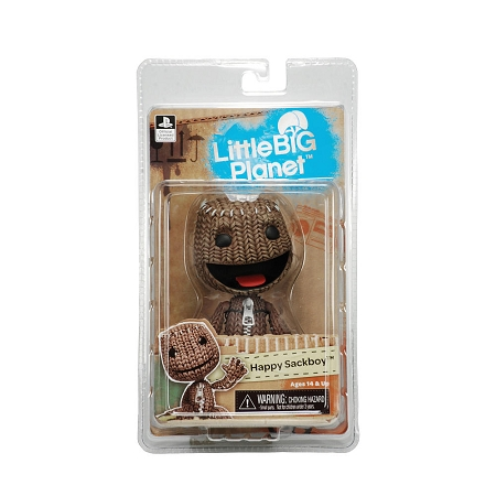 NECA Little Big Planet: Happy Sackboy 5