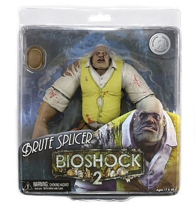 NECA Bioshock 2: Brute Splicer Action Figure
