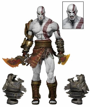 NECA God of War 3: Ultimate Kratos 7