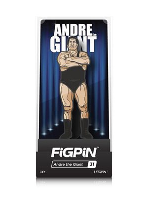 WWE Legends: Andre the Giant FiGPiN FiGPiN #31