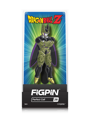 Dragon Ball Z: Perfect Cell FiGPiN #28