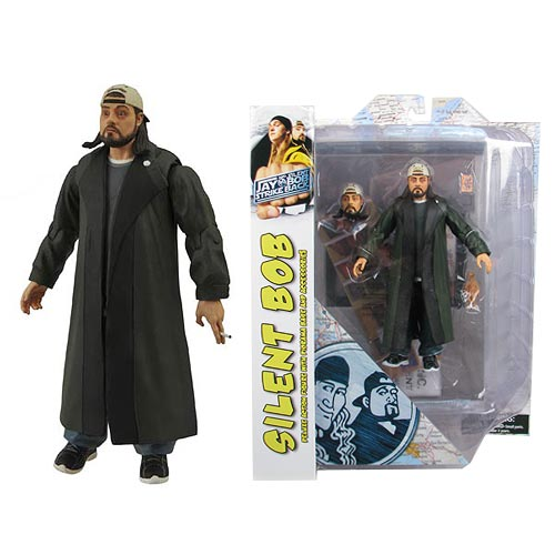 Jay and Silent Bob Strike Back - Silent Bob Deluxe Action Figure