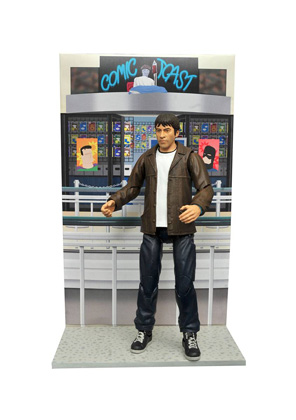 Mallrats Select Series 1 Brodie Collector Action Figure