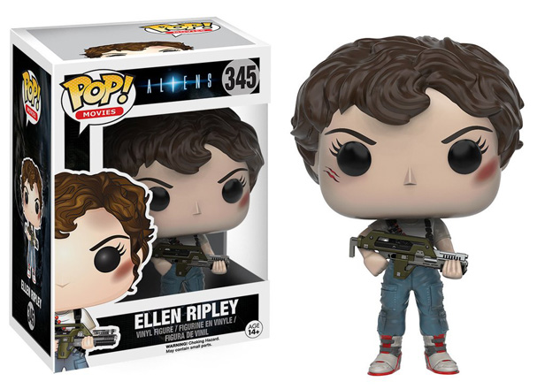 POP! Movies Aliens - Ellen Ripley Vinyl Figure