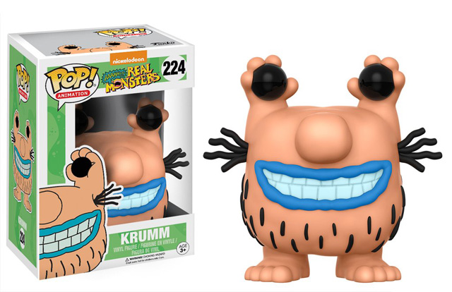 POP! Television Aaahh!! Real Monsters Krumm Vinyl Figure