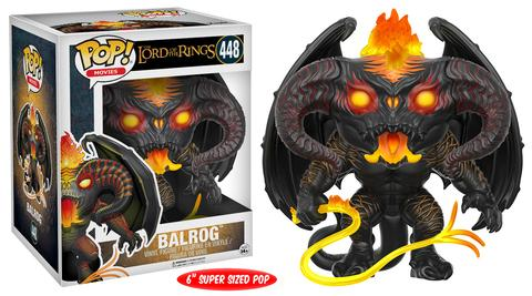 POP! Movies Lord of the Rings - Balrog 6