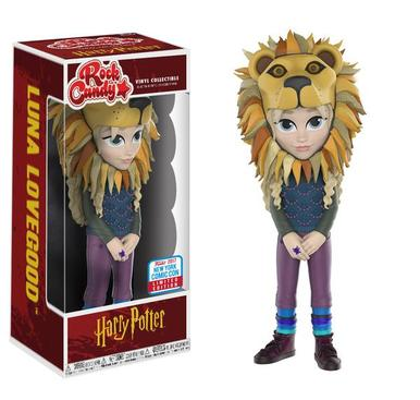 Funko Rock Candy: Harry Potter - Luna Lovegood Vinyl Figure (NYCC 2017 Exclusive)