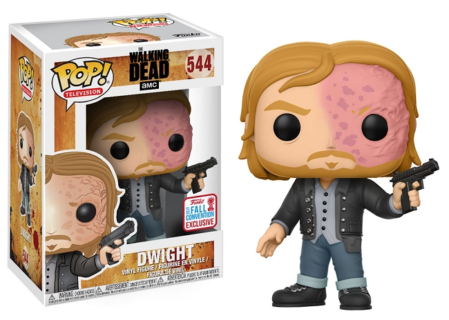 POP! Television: The Walking Dead - Dwight Vinyl Figure #544 (NYCC 2017 Exclusive)*