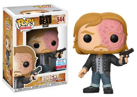 POP! Television: The Walking Dead - Dwight Vinyl Figure #544 (NYCC 2017 Exclusive)