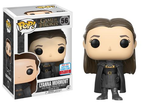 POP! Television: Game of Thrones - Lyanna Mormont Vinyl Figure #56 (NYCC 2017 Exclusive)