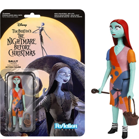 Funko ReAction: Nightmare Before Christmas - Sally Action Figure