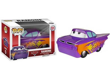POP! Disney: Cars - Ramone Vinyl Figure #131