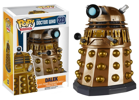 POP! Television: Doctor Who - Dalek Vinyl Figure #223
