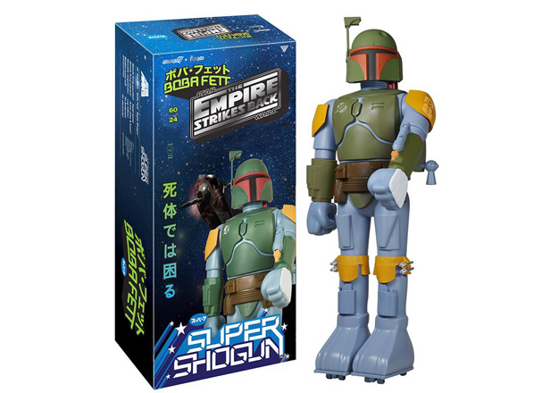 Funko Star Wars: Super Shogun Boba Fett [Empire Strikes Back Version] 24