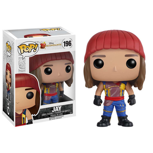 POP! Disney Descendants Jay Vinyl Figure