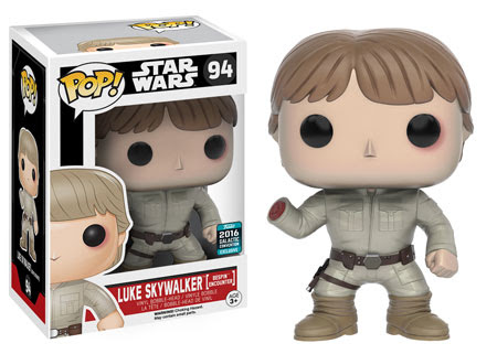 POP! Star Wars Luke Skywalker (Bespin) Vinyl Figure Celebration Exclusive*
