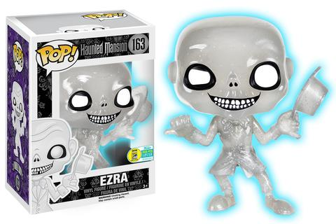 POP! Disney Haunted Mansion Ezra Glow in the Dark Vinyl Figure SDCC Exclusive