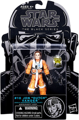 Star Wars: The Black Series - Jon