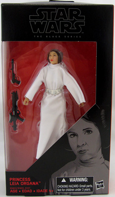 Star Wars The Black Series Princess Leia Organa 6